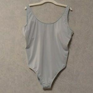 NWT Abercrombie & Fitch one piece swimsuit XL